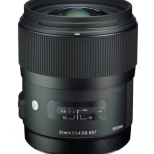 Sigma 35mm F1.4 DG HSM Art – Nikon