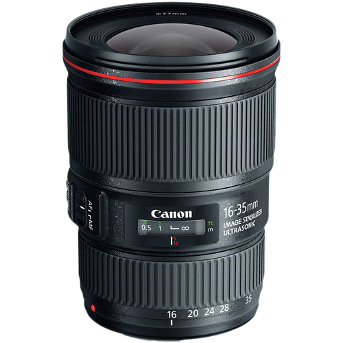 Canon EF 16 – 35 mm f 4.0 L IS USM