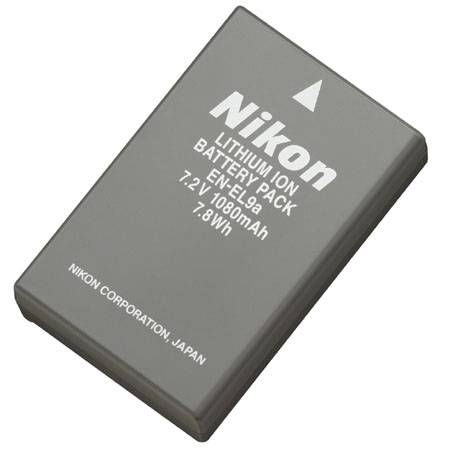 Nikon Generic EN-EL9 Battery