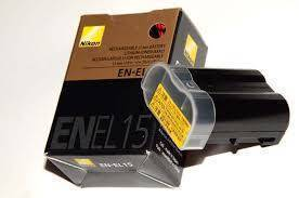 Nikon Generic EN-EL15 battery