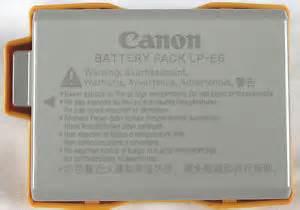 Canon Generic LP-E5 Battery-3343