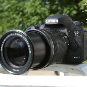 Canon EOS 7D MKII with 18-135mm IS STM Lens Kit