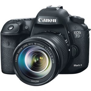 Canon EOS 7D MKII with 18-135mm IS STM Lens Kit (On Line Only)-0