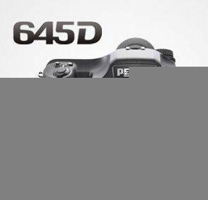 Pentax 645Z 51mp Medium Format DSLR Digital Camera + 55mm f/2.8 Lens