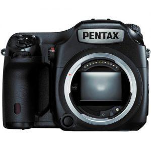 Pentax 645Z Medium Format 51MP Camera