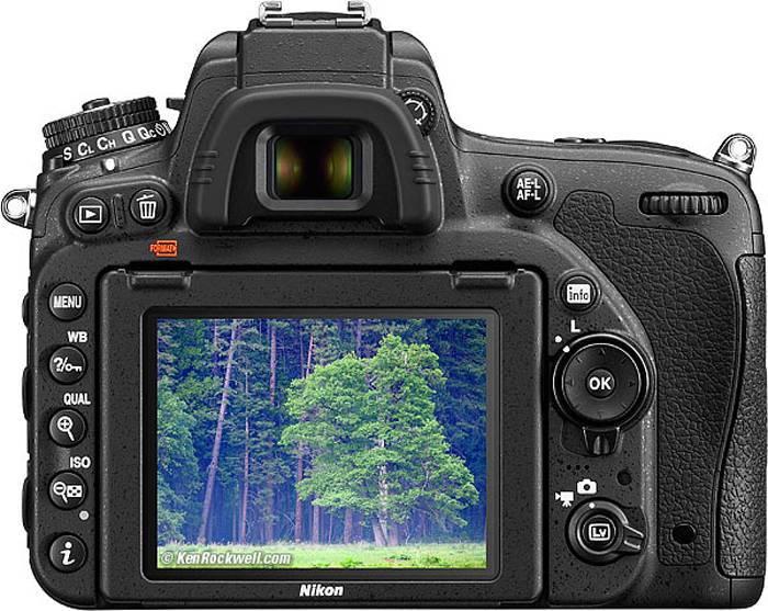 Nikon D750 Body Plus AF 24-120mm F4G AF-S VR Lens -3475