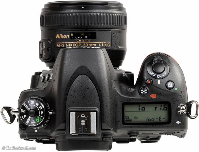 Nikon D750 Body Plus AF 24-120mm F4G AF-S VR Lens -3476