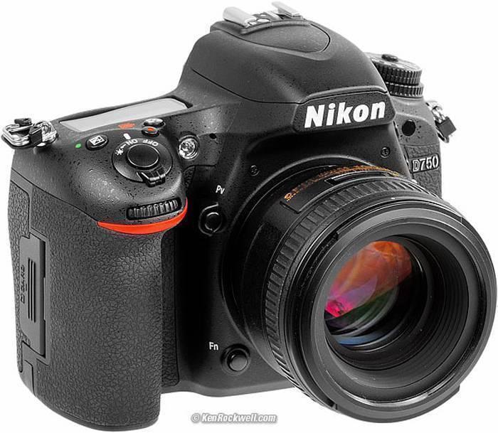 Nikon D750 Body Plus AF 24-120mm F4G AF-S VR Lens -0