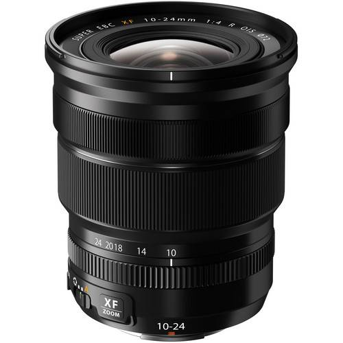 FUJINON – XF 10-24MM F4 R OIS LENS IN BLACK