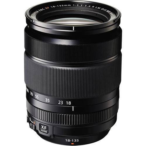FUJINON – XF 18-135MM STANDARD ZOOM WR F3.5-5.6 OIS LENS IN BLACK