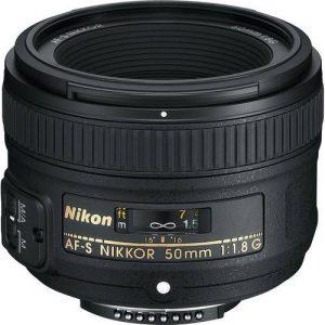 Nikon 50mm f 1.8 G AF-S Lens