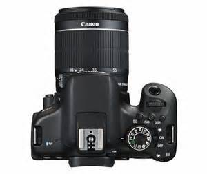 Canon EOS 750D 18-135 IS STM Lens Kit WiFi + UM + ICASA (On Line Only)-3700