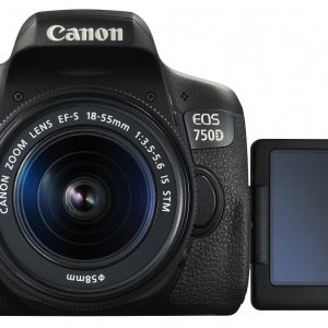 Canon EOS 750D WiFi Body Only + UM + ICASA (On Line Only)-0