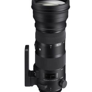 Sigma 150-600/5-6.3 DG OS HSM Sports Lens+CONVERTER CANON