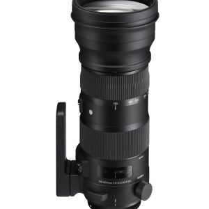 Sigma 150-600/5-6.3 DG OS HSM Sports Lens + CONVERTER TC-1401 NIKON-0