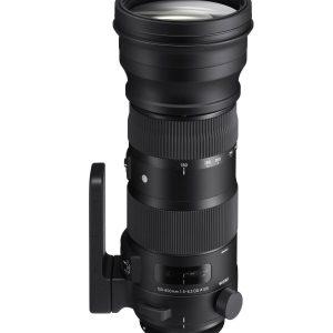 Sigma 150-600/5-6.3 DG OS HSM Sports Lens