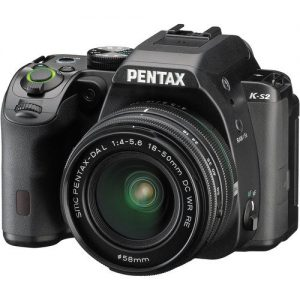 Pentax K-S2 DSLR Camera + 18-50mm WR Lens-0