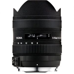 Sigma 8-16/4.5-5.6 DC HSM Lens for Canon-0