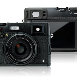 Fujifilm Finepix X100T Mirrorless Camera