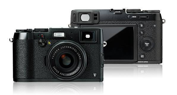 "Fujifilm Finepix X100T:16.3 Megapixels, 23mm F2 Single Focal Length Lens,3"" LCD (1040k dot),APS-C ""X-Trans CMOS II Sensor,ISO 51200,New Hybrid Viewfinder,Electronic Shutter 1/32000 seconds,Camera Remote App feature via Wifi-0"