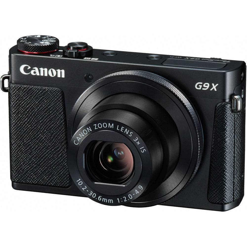 Canon PowerShot G9 X Compact Digital Camera