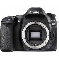 Canon EOS 80D Camera Body Only