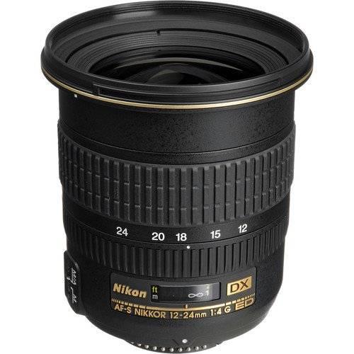 Nikon 12-24mm f 4 G AF-S DX