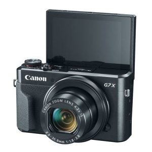 Canon PowerShot G7 X Mark II Digital Camera (Please verify stock)-0