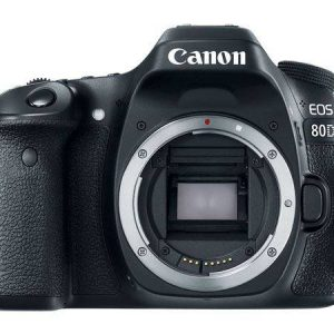 Canon EOS 80D Body Only (On Line Only)-4230