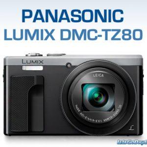Panasonic LUMIX DMC-TZ80 Travel Camera-Please Call to confirm Price and Availability.