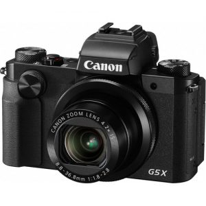 Canon PowerShot G5 X Digital Camera-0