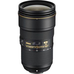 Nikon 24-70mm f/2.8G AF-S ED Lens (On-Line Only)-0