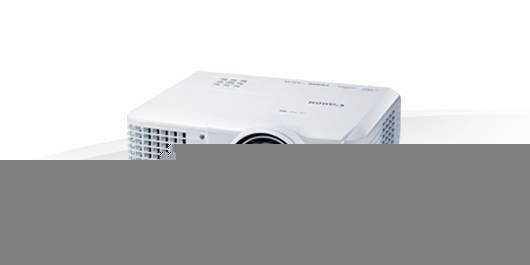 Canon LV-WX310ST Video/Data Projector