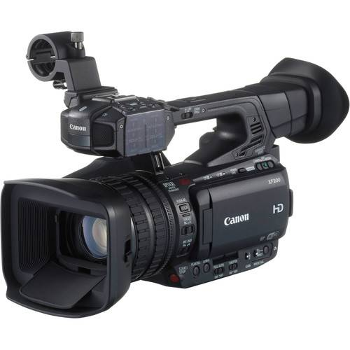 Canon XF-205 Professional Video Camera