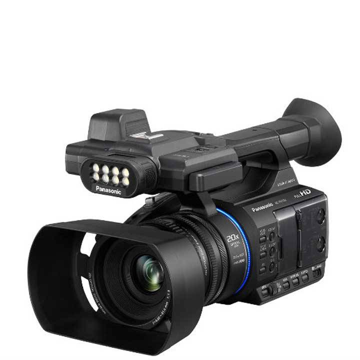 Panasonic HC-PV100 Compact Supports Single-operator Videography-0