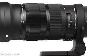 Sigma 120-300mm f/2.8 DG OS HSM Sport Canon-0