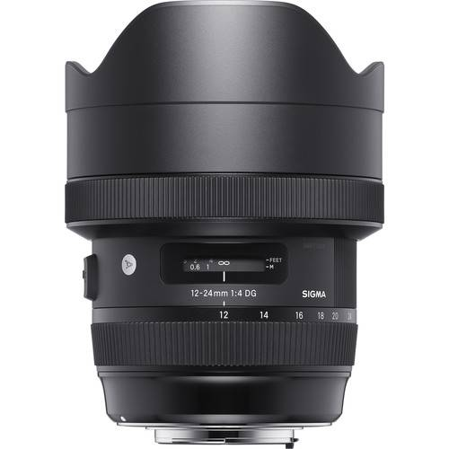 Sigma 12-24mm f/4 DG HSM Art Canon