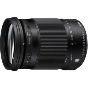 Sigma 18-300mm f/3.5-6.3 DC MACRO OS HSM Contemporary Canon-0