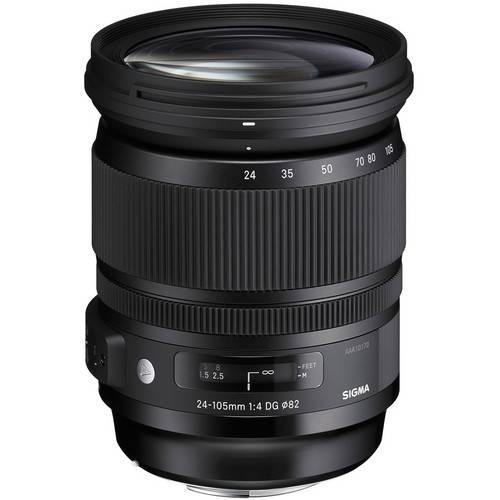 Sigma 24-105mm f/4 DG OS HSM Art Nikon
