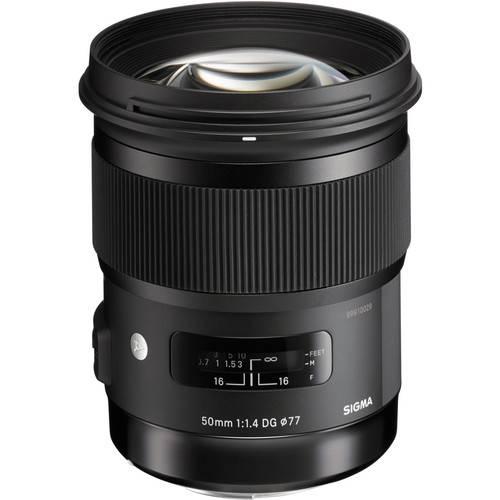 Sigma 50mm f/1.4 DG HSM Art Sony