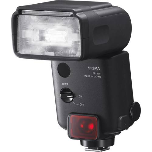 Sigma EF-630 Electronic Flash Canon