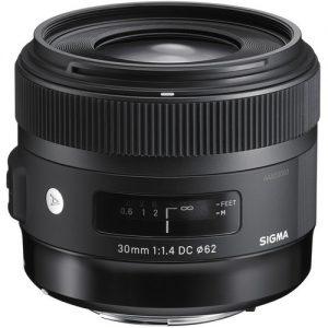 Sigma 30/1.4 DC HSM ART Nikon-0