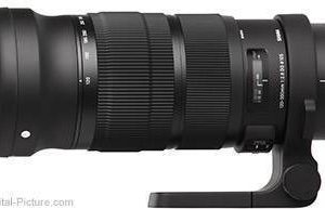 Sigma 120-300mm f/2.8 DG OS HSM Sport Nikon (CALL TO REQUEST DISCOUNT VOUCHER)