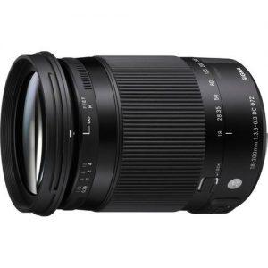 Sigma 18-300mm f/3.5-6.3 DC MACRO OS HSM Contemporary Canon-0