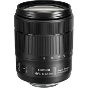 Canon EF-S 18-135mm f/3.5-5.6 IS Nano USM Lens-0