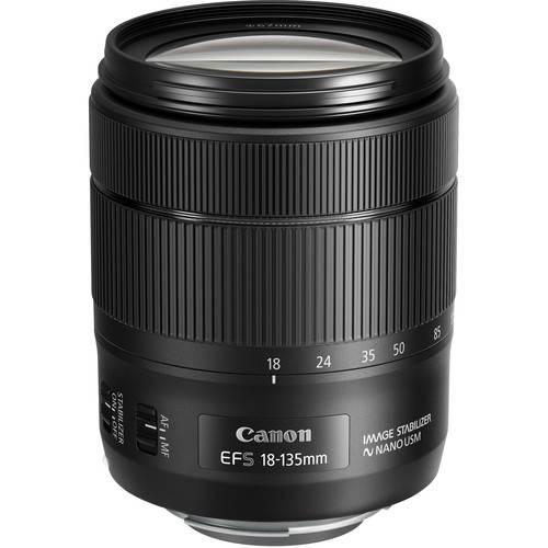 Canon EF-S 18-135mm f/3.5-5.6 IS Nano USM Lens-0