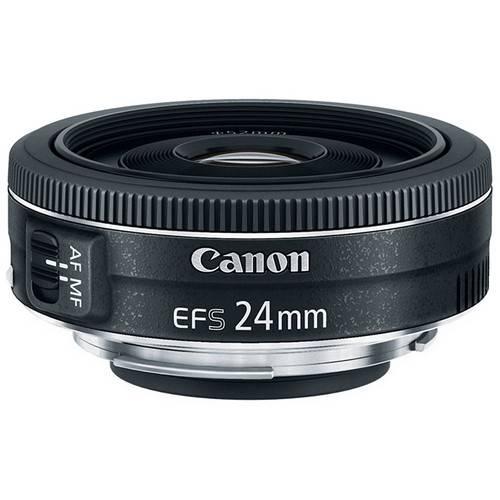Canon EF-S 24mm f/2.8 STM Lens -0