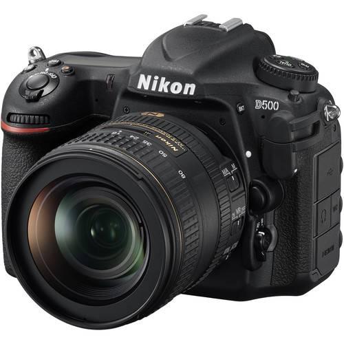 Nikon D500   16-80mm Lens