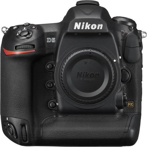 Nikon D5 XQD Body (On-Line Only)-0