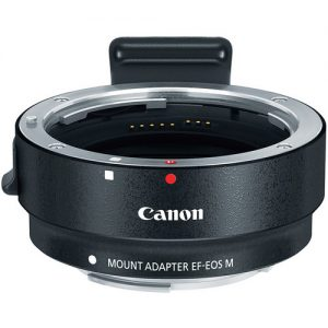 Canon EF-M TO EOS Mount Adapter-0